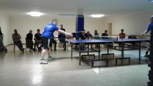 Letzte Meisterschaftsrunde 2017/18 Pfarrheim St. Anton